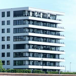 Architektur - Wohnen am Wasser