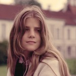 Analoges-Fotoshooting - junges Model
