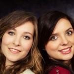 Zwei schöne Frauen - Doppelportrait