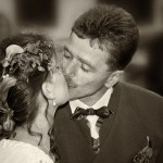 Hochzeit ca. 1997 - analog - gescannt