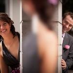 Versteckspiel - Brautleute
