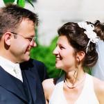 Hochzeit im Jahr 1999 - Fotograf Würzburg