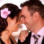 Liebe - Brautpaar