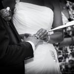 Hochzeit: Ringtausch in der Kirche