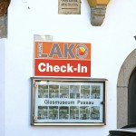 Kleine Lako Passau - Check in