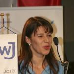 Kleine Lako Passau 2010 - Bundesvorsitzende Dr Eva Fischer