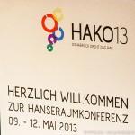 HAKO 2013 Hanseraumkonferenz - Fotograf Ulf Pieconka - Würzburg