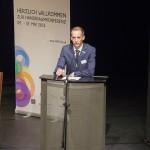 HAKO Osnabrück 2013 - Kai Schaupmann bei der Eröffnung