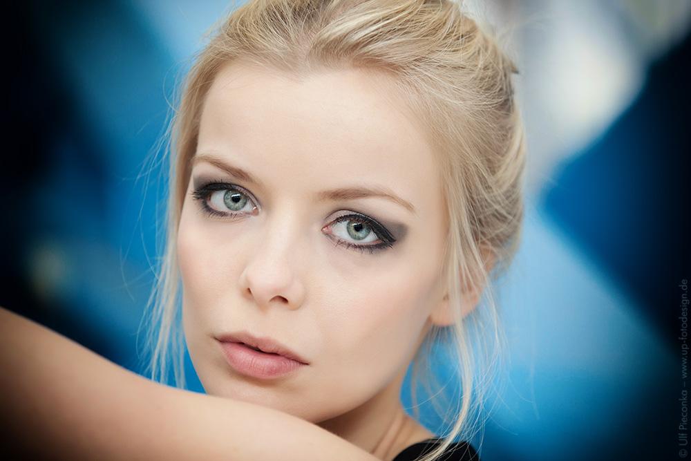 Model Charlotte mit Fotograf in Würzburg Ulf Pieconka - Fotoshooting