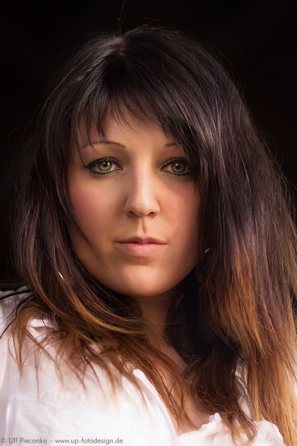 Portrait von Model Jenny