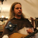 Mittelalterliche Musik unterhält