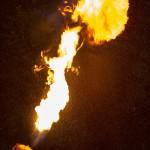 Feuerschlucker - Mittelalterlicher Abend