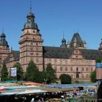 Aschaffenburg: Schloss und Marktplatz