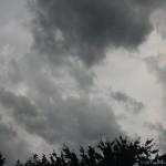 Unwetter am Welcome-Abend der LAKO in Ingolstadt