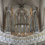 Orgel des Münsters Ingolstadt