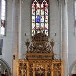 Hochaltar Münster in Ingolstadt