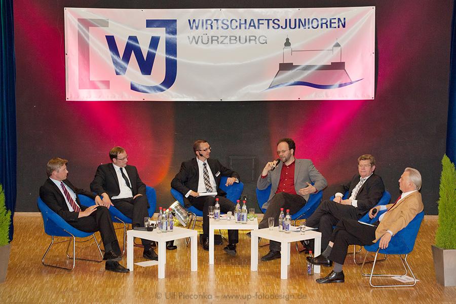 Podiumsdiskussion-WJ Würzburg