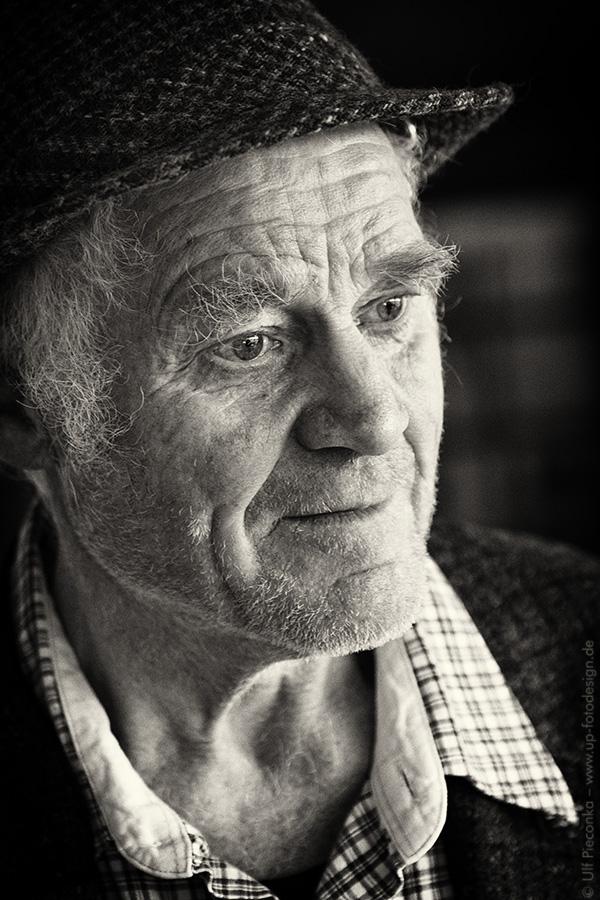 Herbert Ludwig - Schauspieler, der ein seinem Leben schon viele Menschen dargestellt hat