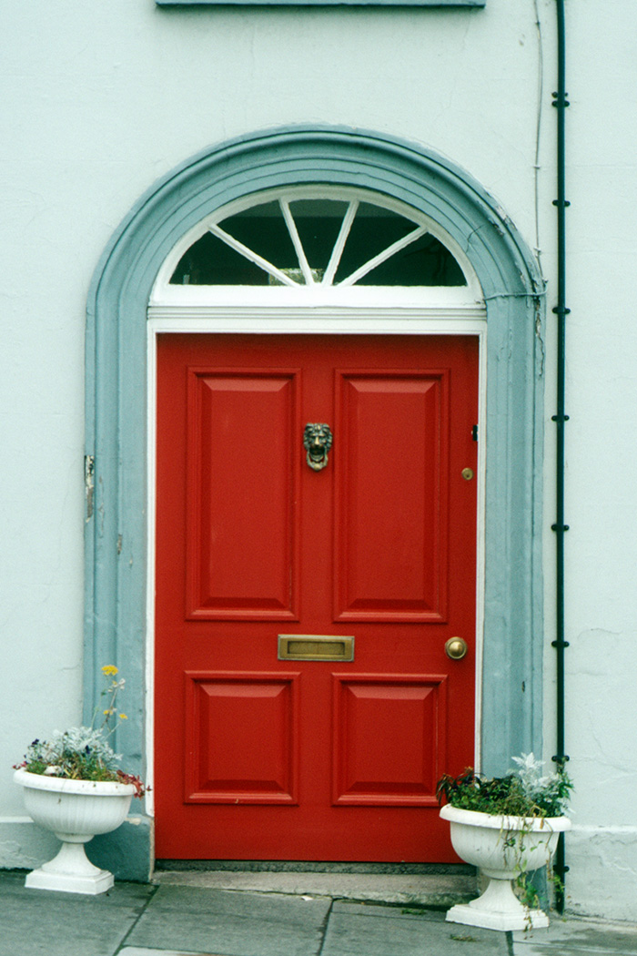 Rote-Tür-in-Nordirland