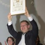 Oliver Neudert wird Senator