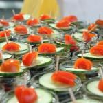 Hirtensalat im Glas auf der LAKO Hof