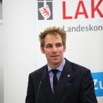 Holger Metzger auf der LAKO 2014 in Hof