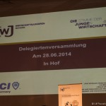 Delegiertenversammlung der WJ Bayern in Hof