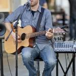Strassenmusikfest 2011 Wuerzburg - Jan Wittmer mit Gitarre