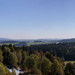Panorama Bayerischer Wald 1