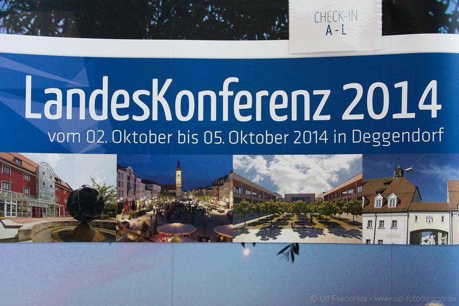 -Kleine Landeskonferenz 2014 Deggendorf - WJ Bayern