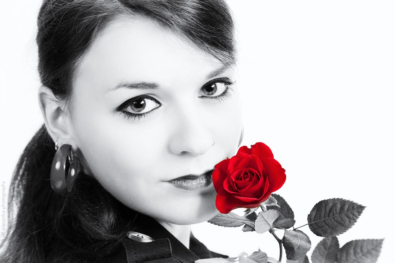 Rina Racina - Studioaufnahme bei Wuerzburg - Fotograf Ulf Pieconka - up fotodesign