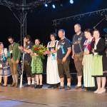 Das Orga-Team vom Bayerischen Abend
