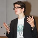 Felix Finkbeiner spricht auf dem Weltkongress der Wirtschaftsjunioren (JCI)
