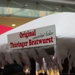 Thüringer Bratwurst - Weihnachtsmarkt Leipzig