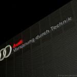 Audi - Vorsprung durch Technik