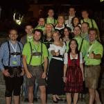 Delegation aus Würzburg