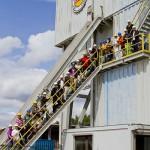 Gruppenfoto LAKO Weiden am Bohrturm