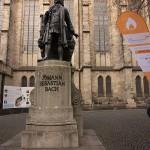 Bachdenkmal in Leipzig - Fotograf Ulf Pieconka