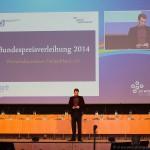 WEKO 2014 JCI world congress in Leipzig mit Marco Tarsia - Fotograf Ulf Pieconka aus Wuerzburg - Bundespreisverleihung