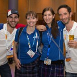 Weltkongress JCI 2014 - Französisch-Schottische-Freundschaft - Leipzig
