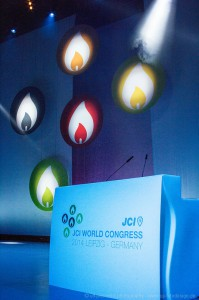 jci world congress 2014 - Fotos aus Leipzig