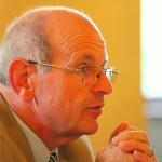 Bürgermeister Burkard Losert als Standesbeamter - Hochzeit in Rimpar