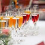 Sektempfang - Hochzeit in Rimpar - Fotograf Ulf Pieconka - Würzburg