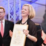 Neue Senatorin Franziska Leupelt