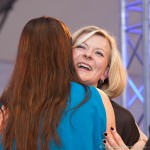 Glückwunsch Senatorin Franziska Leupelt