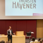 Keynote von Thorsten Havener