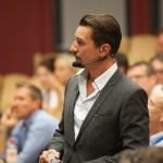Thorsten Havener im Publikum