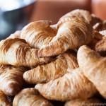 Hörnchen - Croissants - Frühstück