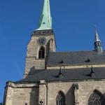 St.-Bartholomäus-Kathedrale - Pilsen - Fotograf Ulf Pieconka