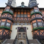 MIRKO 2016 Wernigerode Rathaus auf Stadtführung